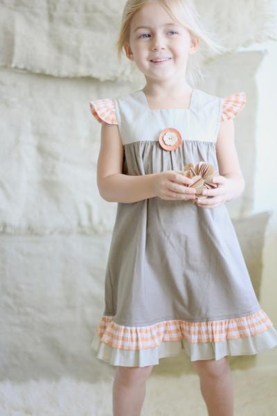"""Matilda Dress in """"Anthropologie"""" - Hannah Kate special collection"""