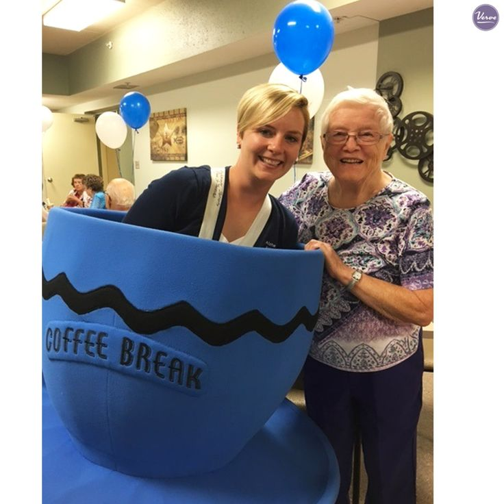 It was an afternoon of music and laughs at Metcalfe Gardens during our Alzheimer Society Coffee Break fundraising event. #verveseniorliving