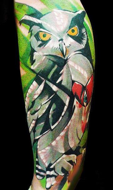 Tattoo Artist - Bobek Tattoo - animal tattoo