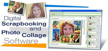 Scrapbooking and Collage Software