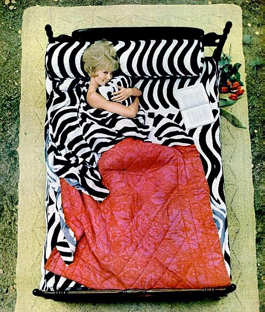 Marimekko Bedding (1966)