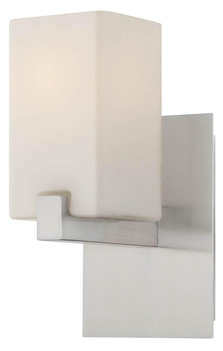 Bathroom Sconces Modern best 25+ contemporary wall sconces ideas on pinterest