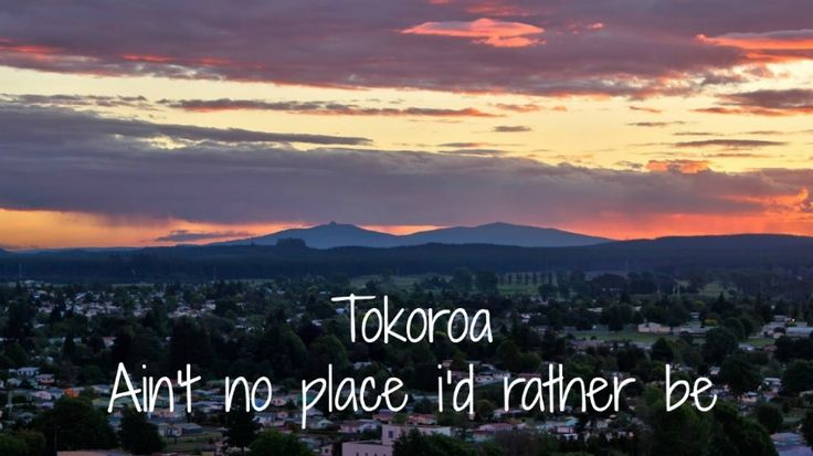 Tokoroa - The best place in the country :) #tokoroa #nz