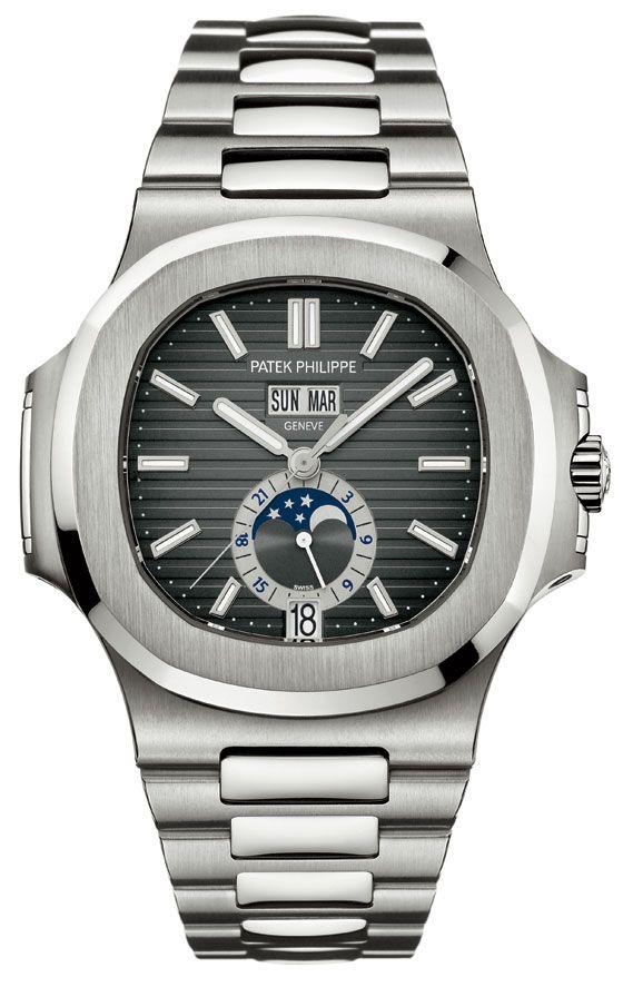 www.watchtime.com | blog  | 5 Iconic Watches from the Mind of Gérald Genta | genta patek #patekphilippe