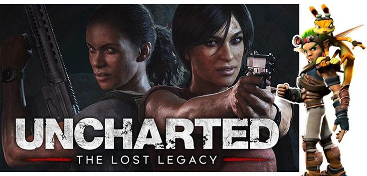 Pre-order Uncharted: The Lost Legacy and receive a digital copy of Jak and Daxter: The Precursor Legacy