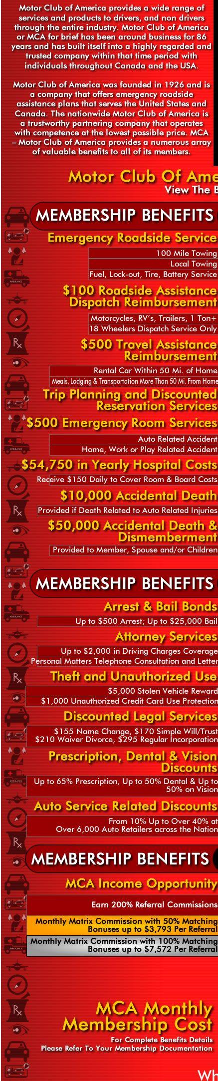 Motor Club of America - Benefits Presentation http://bestroadsideassistance.ga