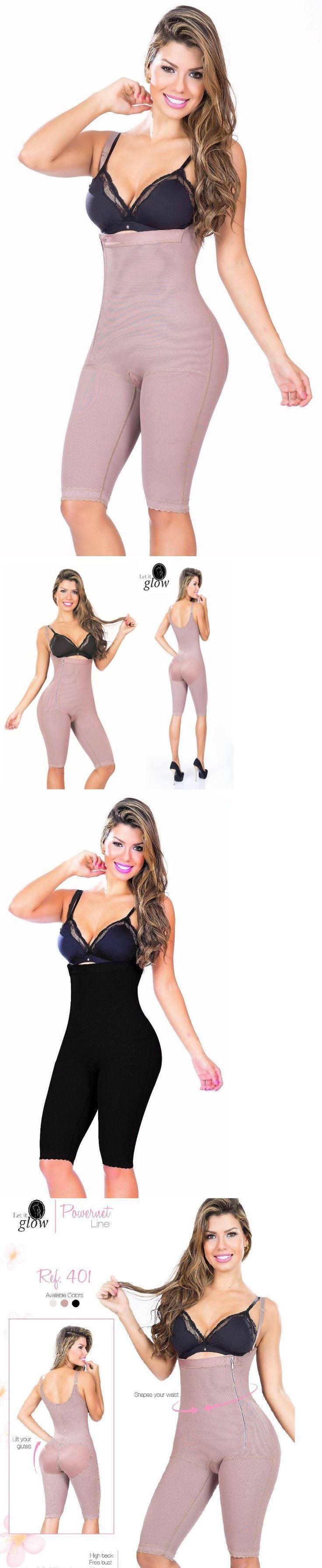 Women Shapewear: Fajas Colombianas Reductoras Tummy Shaper Zipper Levantacola -> BUY IT NOW ONLY: $66.96 on eBay!