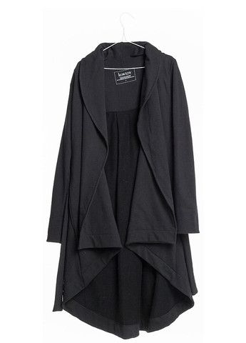 Organic cotton 'could you be loved coat'.