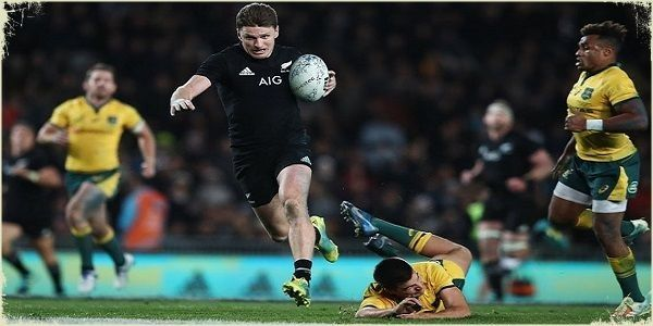 New Zealand Player Beauden Barrett Thinking About Rugby World Cup 2019 Everyday Rugby World Cup World Cup Rugby