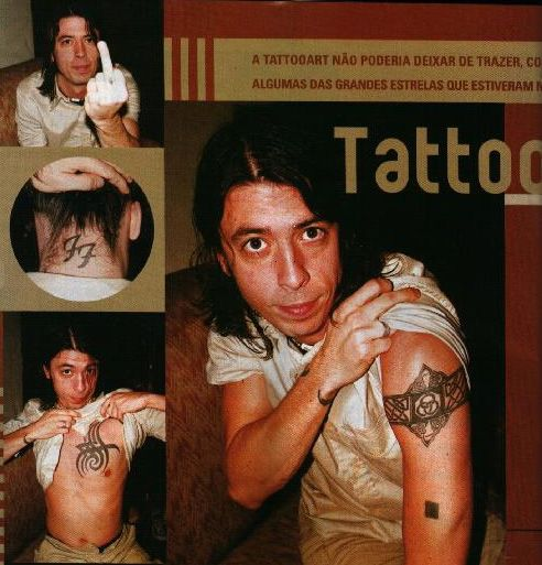 Dave's Tattoos