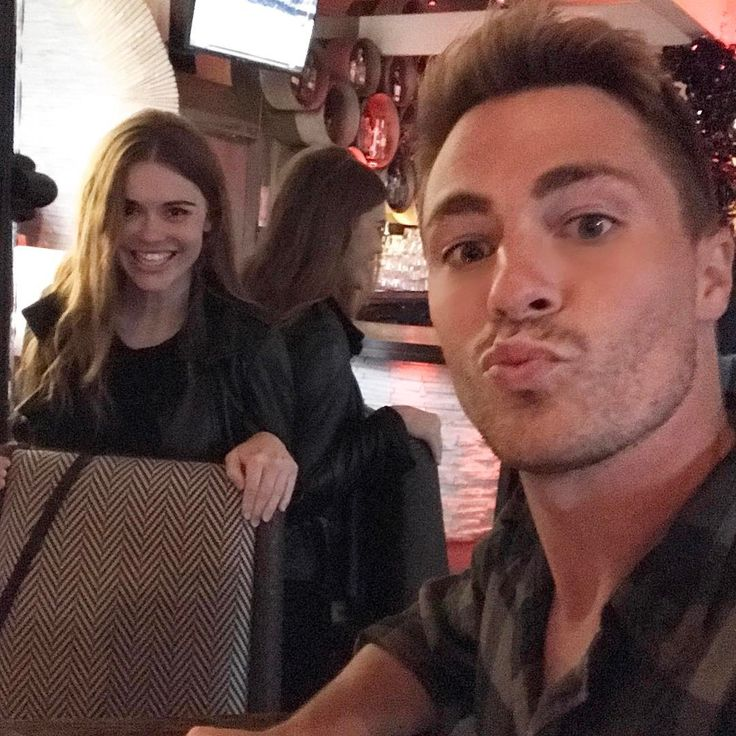 Colton dating