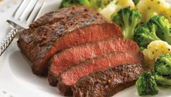 How to Broil Flat Iron Steak in an Oven At Home