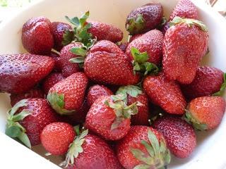 Μαρμελάδα φράουλα