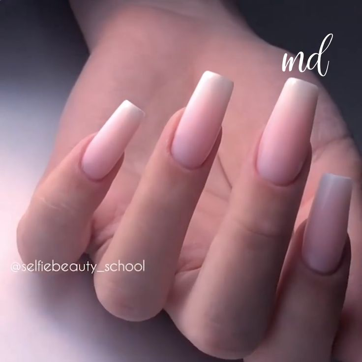PERFECTLY SHAPED NAILS   #GelNailsSimple