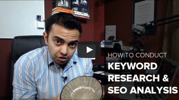 Pat Flynn gives us a video tutorial on conducting keyword research for building a niche site. Contrary to popular belief, finding the right key word is extremely difficult. So thank you Mr. Flynn for helping us out with this.