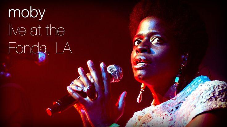 "Пользователь Moby добавил видео ""Moby - Why Does My Heart Feel So Bad? (Live at The Fonda, L.A.)"""