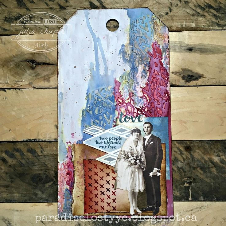 Hello friends!   Have you heard about Wild Whisper ? They are Canadian company that designs paper collections for crafters. They also carry...