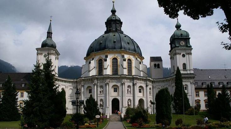 Abbazia di Ettal, Baviera
