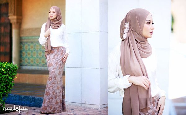 Lady Love | Naelofar Hijab