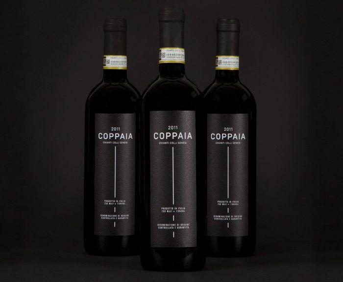 Coppaia GaiaWine - The Dieline
