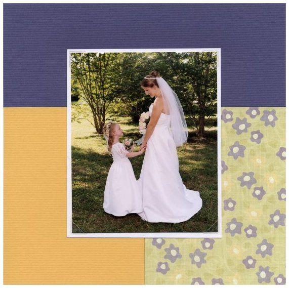 56 Best Wedding Scrapbooking Images On Pinterest