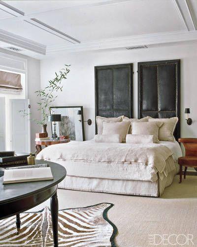 Home Decorating Ideas: Darryl Carters D.C. Townhouse - ELLE DECOR