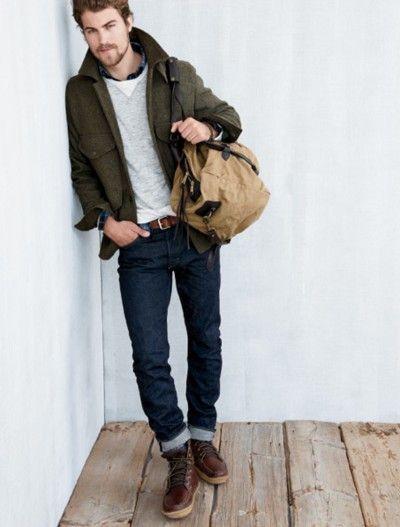 1000  images about Men's Lifewear on Pinterest | Men's fashion ...