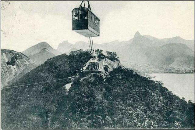 Pão de Açúcar no Rio de Janeiro by andrepcgeo, via Flickr