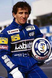 """Alain Prost-1993 """"The professor!"""" Boss"""