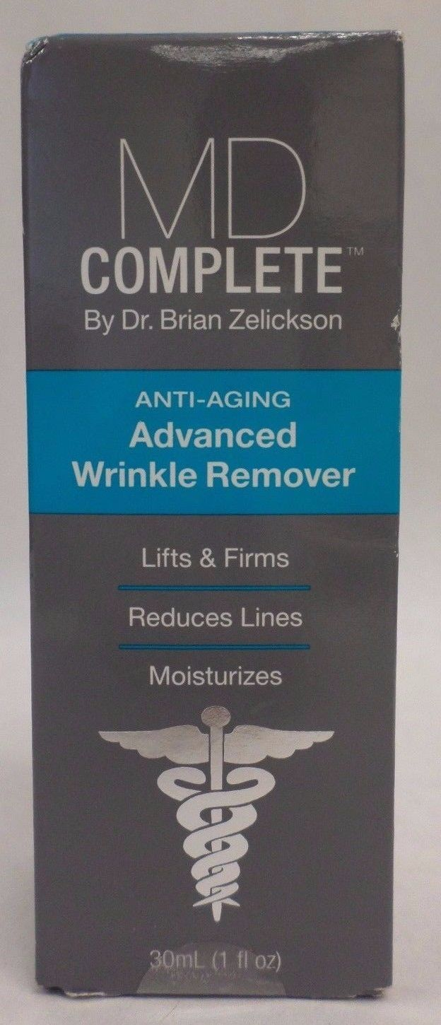 MD Complete Anti Aging Advanced Wrinkle Remover 1 fl oz Anti Aging with Retinol