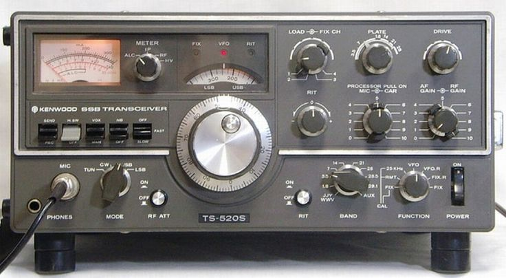1 tube amateur transceivers