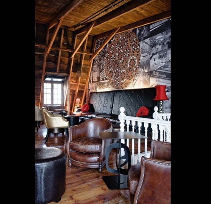 Conde Nast Traveler: The 10 Hottest New Bars Around The World: Tjing Tjing!