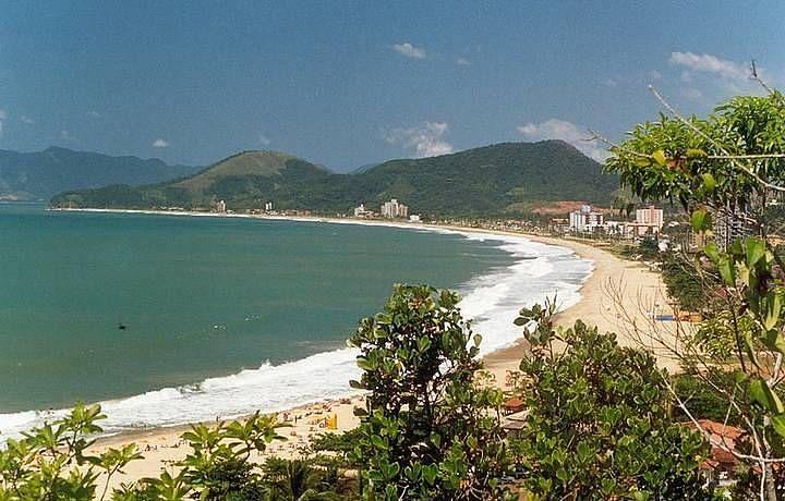 Apresentando O Litoral Norte De Sp Caraguatatuba Praia Do