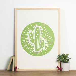 Cactus Screen Print | Pinterest | Cacti, Screens and Printing