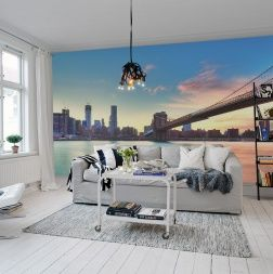 Photo mural of East River Interior - #Wall Murals #Rebel Walls. View these fantastic Digitally printed high definition wall murals by following the link - http://thebestwallpaperplace.uk.rw.nu/