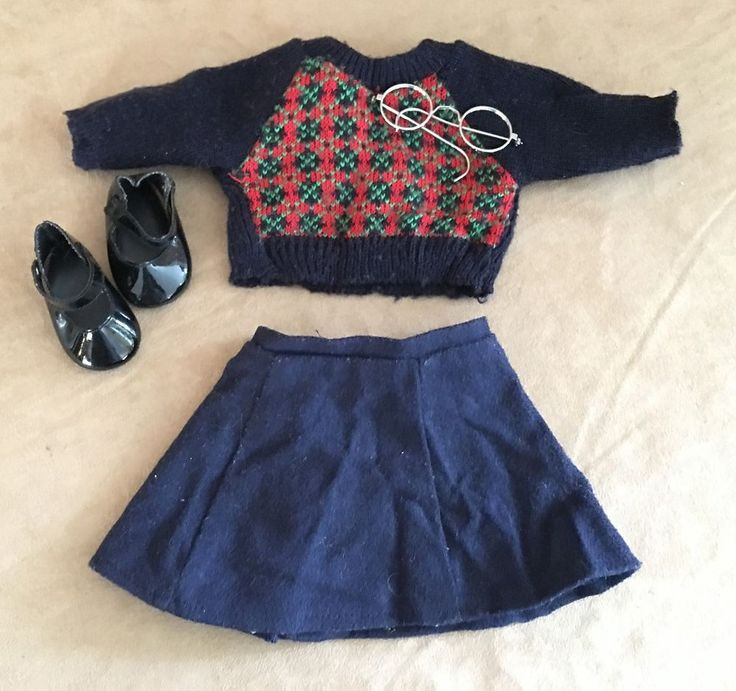 Pleasant Company Germany Meet Molly American Girl doll clothing vintage #PleasantCompany #ClothingShoes