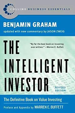 AmazonSmile: The Intelligent Investor, Rev. Ed (Collins Business Essentials) eBook: Benjamin Graham, Jason Zweig, Warren E. Buffett: Kindle Store