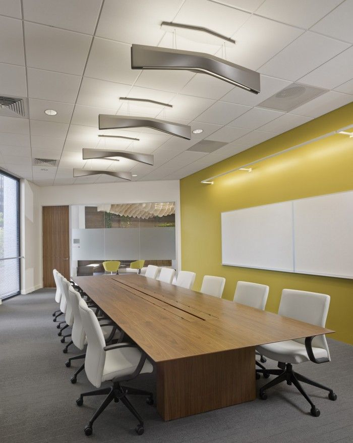 The Nature Conservancy Offices by MKThink San