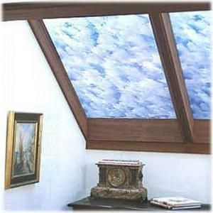 Artscape 24 in. x 36 in. Clouds Decorative Window Film 01-0147 at The Home Depot - Mobile