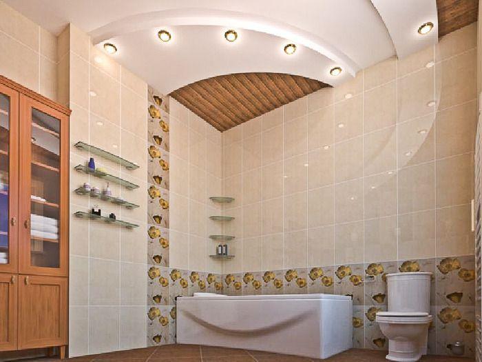 Потолки из гипсокартона, фото, фидео, цена. Как сделать потолок из гипсокартона своми руками. | Ремонт квартиры
