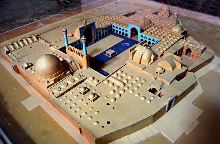 Great Mosque Masjid E Jameh Isfahan Iran Islamic