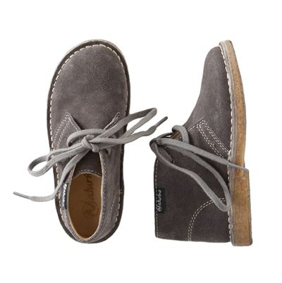 Naturino Grey Suede Boots