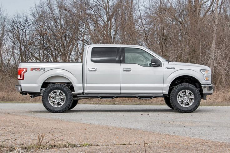 Rough Country 3in Ford Bolt On Arm Lift Kit 14 19 F 150