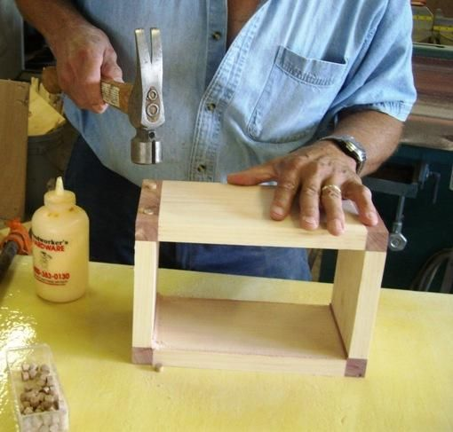 DIY Woodworking Ideas Free Wooden Box Plans - How to Build A Wooden Box