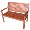 Wood Kitana Bench $135
