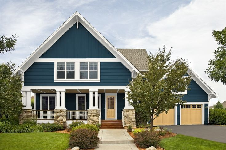 Personal Color Viewer | Lake House Exterior in 2019 ...