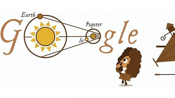 Google celebra el 340º aniversario de la determinación de la velocidad de la luz