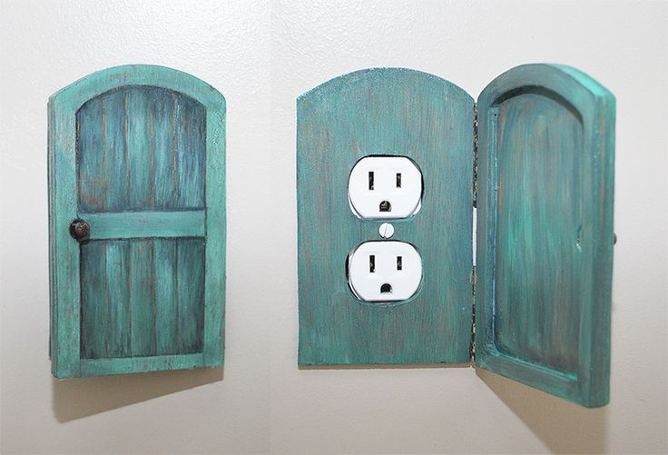 Thecraftstar blog home decor on the craftstar diy Electrical outlet covers