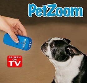 Pet Zoom™ Sonic Pet Trainer @ Harriet Carter