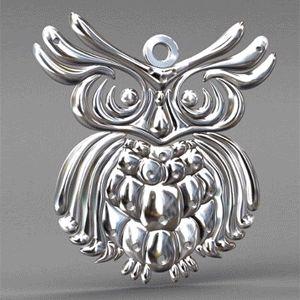 jewelry-owl